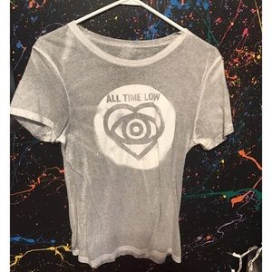 All Time Low Future Hearts tshirt